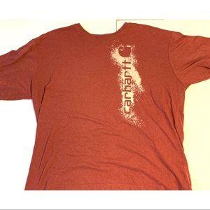 Men's Carhartt t-shirt size XL